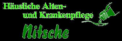 Pflegedienst Nitsche - Alten- und Krankenpflege Demitz- Thumitz und Umgebung